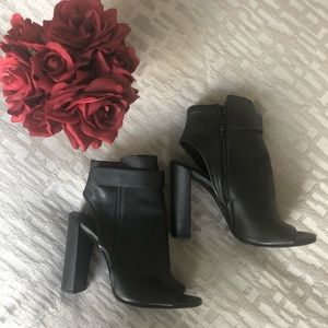 💕Leather Ankle Boots💕